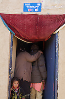 UNHCR shelter house in North Afghanistan