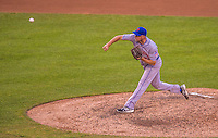 27 July 2013: New York Mets pitcher Scott Atchison on the mound against the Washington Nationals at Nationals Park in Washington, DC. The Nationals defeated the Mets 4-1. Mandatory Credit: Ed Wolfstein Photo *** RAW (NEF) Image File Available ***