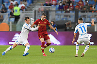 3rd October 2021; Stadio Olimpico, Rome, Italy; Serie A football, AS Roma versus Empoli; Jordan Veretout of As Roma