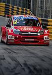 Robert Huff races the FIA WTCC during the 61st Macau Grand Prix on November 14, 2014 at Macau street circuit in Macau, China. Photo by Aitor Alcalde / Power Sport Images