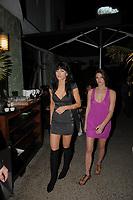 MIAMI - DECEMBER 30: Actress Anna Lynne McCord_Shenae Grimes  arrive at a Miami Beach nightclub on December 30, 2008 in Miami Beach, Florida<br /> <br /> People:  Anna Lynne McCord_Shenae Grimes