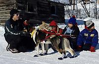 Takotna Kids Watch Bill Cotter's Dogs Takotna