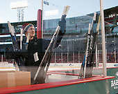 Brian Hurley (BC - Student Manager) - The Boston College Eagles defeated the Providence College Friars 3-1 (EN) on Sunday, January 8, 2017, at Fenway Park in Boston, Massachusetts.Brian Hurley (BC - Student Manager) - The Boston College Eagles defeated the Providence College Friars 3-1 (EN) on Sunday, January 8, 2017, at Fenway Park in Boston, Massachusetts.