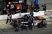 #51: Spencer Davis, Kyle Busch Motorsports, Toyota Tundra JBL/SiriusXM /tp