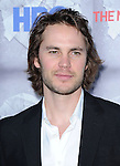 Taylor Kitsch attends The HBO L.A. Premiere of The Normal Heart held at The WGA in Beverly Hills, California on May 19,2014                                                                               © 2014 Hollywood Press Agency