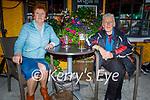 Enjoying the evening in the Brogue Inn on Saturday, l to r: Jillian O'Brien and Michael Gaffney.