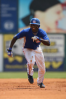 May 26 2008: Trayvon Robinson of the Inland Empire 66'ers during game against the Bakersfield Blaze at Arrowhead Credit Union Park in San Bernardino,CA.  Photo by Larry Goren/Four Seam Images