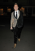 """John Galea at the """"The Phantom Of The Opera"""" 35th anniversary gala performance, Her Majesty's Theatre, Haymarket, on Monday 11th October 2021, in London, England, UK. <br /> CAP/CAN<br /> ©CAN/Capital Pictures"""