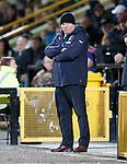 Rangers manager Ally McCoist