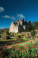 Crathes Castle and Gardens, Banchory, Aberdeenshire