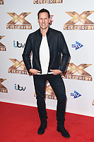 """LONDON, UK. October 09, 2019: Brendan Cole at the photocall for """"The X Factor: Celebrity"""", London.<br /> Picture: Steve Vas/Featureflash"""