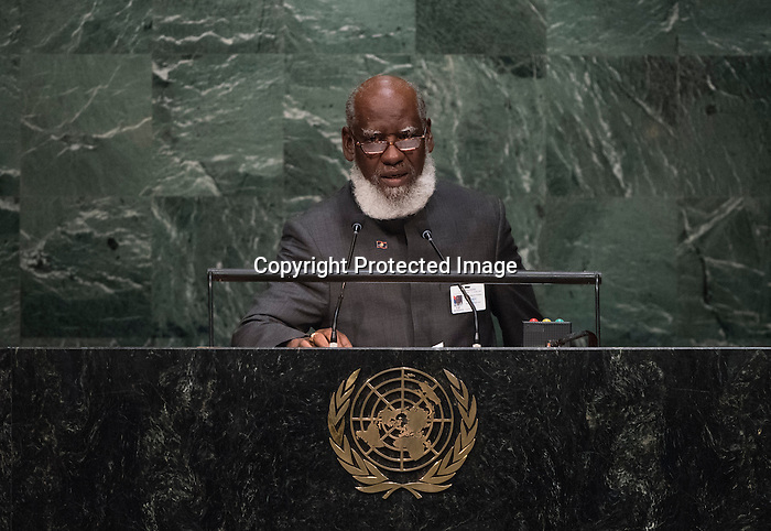 BELIZE<br /> H.E. Wilfred ELRINGTON<br /> Attorney General and Minister for Foreign Affairs and Foreign Trade<br /> General Assembly 70th session 25th plenary meeting<br /> Continuation of the General Debate