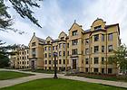 May 23, 2017; Walsh Hall (Photo by Matt Cashore/University of Notre Dame)