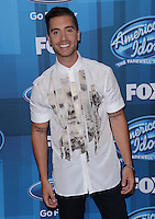 Nick Fradiani @ the American Idol Farewell Season finale held @ the Dolby Theatre.<br /> April 7, 2016