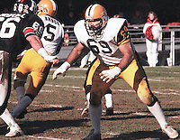 Paul Palma HamiltonTiger Cats 1983. Copyright photograph Scott Grant