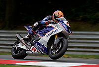 Lee Jackson (14) of Smiths Racing during 2nd practice in the MCE BRITISH SUPERBIKE Championships 2017 at Brands Hatch, Longfield, England on 13 October 2017. Photo by Alan  Stanford / PRiME Media Images.