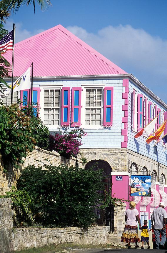 Pink Fancy Hotel<br /> Christiansted<br /> St Croix, US Virgin Islands