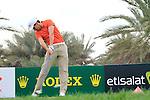 Abu Dhabi HSBC Golf Championship 2011 Final Day