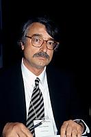 Ignacio Ramonet<br /> , le monde diplomatique<br /> circa 1997 (date exacte inconnue)<br /> <br /> PHOTO : Agence Quebec Presse