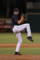 AZL Indians 1 relief pitcher Matt Turner (51) delivers a pitch during an Arizona League game against the AZL White Sox at Goodyear Ballpark on June 20, 2018 in Goodyear, Arizona. AZL Indians 1 defeated AZL White Sox 8-7. (Zachary Lucy/Four Seam Images)