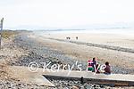 A very quiet Banna beach on Saturday