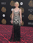 """Mia Wasikowska attends The Premiere Of Disney's """"Alice Through The Looking Glass"""" held at The El Capitan Theatre  in Hollywood, California on May 23,2016                                                                               © 2016 Hollywood Press Agency"""