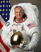 """Houston, TX - (FILE) -- Photo dated September 18, 2006 of Astronaut John D. """"Danny"""" Olivas, mission specialist, STS-128.  Commander Rick Sturckow will lead the STS-128 mission to the International Space Station aboard space shuttle Discovery with Kevin Ford serving as pilot.  It is scheduled for launch on August 25, 2009.  Also serving aboard Discovery are mission specialists Patrick Forrester, José Hernández, John """"Danny"""" Olivas, Christer Fuglesang and Nicole Stott. .Stott will remain on the station as an Expedition 20 flight engineer replacing Timothy Kopra. Kopra will return home aboard Discovery as a mission specialist.  Discovery is carrying the Leonardo Multi-Purpose Logistics Module containing life support racks and science racks. The Lightweight Multi-Purpose Experiment Support Structure Carrier will also be launched in Discovery's payload bay.  This is Discovery's 37th mission to space and the 30th mission of a space shuttle dedicated to the assembly and maintenance of the International Space Station. .Credit: NASA via CNP"""