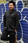 PIERRE-SANG  BOYER   2012 OUVERTURE DU RETAURANT FRANCO COREEN   PIERRE SANG IN OBERKAMPF PARIS