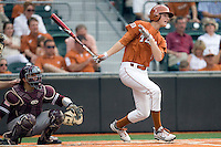 Texas Longhorns XXX YYY against the Texas A&M Aggies in NCAA Big XII Conference baseball on May 21, 2011 at Disch Falk Field in Austin, Texas. (Photo by Andrew Woolley / Four Seam Images)