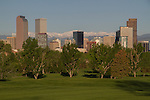 Downtown skyline from City Park, Denver, Colorado, USA. John offers private photo tours of Denver, Boulder and Rocky Mountain National Park. .  John offers private photo tours in Denver, Boulder and throughout Colorado. Year-round Colorado photo tours.