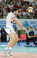 Alberto Cisolla (Italia)<br /> Italia vs Russia 1-3<br /> Girone B, World League Volley<br /> Palalottomatica, Roma, 28 Giugno Roma<br /> Photo Antonietta Baldassarre Insidefoto