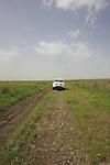 Golan Heights, the Roman road