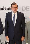Mariano Rajoy, president of Partido Popular, before the four political debate between, the leaders of Ciudadanos, Unidos Podemos, Partido Socialista and Partido Popular, before the elections of july 26 Jun 13,2016. (ALTERPHOTOS/Rodrigo Jimenez)