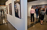 UNBRIDLED exhibit opening at the Art Wolfe Gallery in Seattle, Washington
