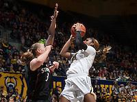 CAL (W) Basketball vs. Stanford, February 2, 2014