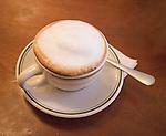 Cappuccino, Cornelia Street Cafe, New York, New York