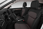 Front seat view of a 2018 Renault Koleos Intens 4wd 5 Door SUV front seat car photos