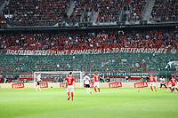 Österreichische Fans laden zum Fanmarsch ein vor dem Spiel gegen Brasilien in Wien - 02.06.2018: Österreich vs. Deutschland, Wörthersee Stadion in Klagenfurt am Wörthersee, Freundschaftsspiel WM-Vorbereitung