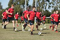 USMNT Training, January 26, 2018