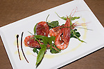 Shrimp Appetizer, Alle Murate Restaurant, Florence, Italy