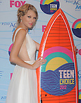Taylor Swift at FOX's 2012 Teen Choice Awards held at The Gibson Ampitheatre in Universal City, California on July 22,2012                                                                               © 2012 Hollywood Press Agency