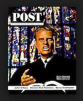 Saturday Eve Post-Billy Graham April 1963. Photo by John G. Zimmerman.