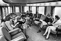 Passenger trains are needed in Canada<br /> <br /> Photo : Boris Spremo - Toronto Star archives - AQP