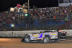Feb 15, 2014; 9:40:37 PM; Gibsonton, FL., USA; The Lucas Oil Dirt Late Model Racing Series running The 38th Aannual WinterNationals at East Bay Raceway Park.  Mandatory Credit: (thesportswire.net)
