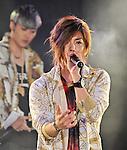 MIB, Jun 24, 2013 : Kang Nam, MIB, Tokyo, Japan, June 24, 2013 : Kang Nam of MIB performs during their showcase in Tokyo, Japan, on June 24, 2013.