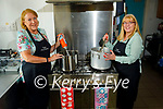 The volunteers of the Tralee Soup Kitchen, l to r: Mary Dolan and Colette Price.