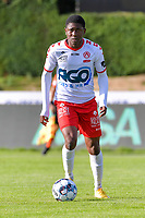 Sambou Sissoko (20) of KV Kortrijk pictured during a friendly soccer game between KSV Oudenaarde and KV Kortrijk during the preparations for the 2021-2022 season , on Friday 16th of June 2021 in Oudenaarde , Belgium . PHOTO STIJN AUDOOREN | SPORTPIX