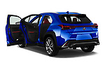 Car images of 2019 Lexus UX F-Sport-4wd 5 Door SUV Doors