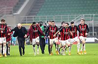 Milano  23-12-2020<br /> Stadio Giuseppe Meazza<br /> Campionato Serie A Tim 2020/21<br /> Milan Lazio<br /> nella foto:                                                          <br /> Antonio Saia
