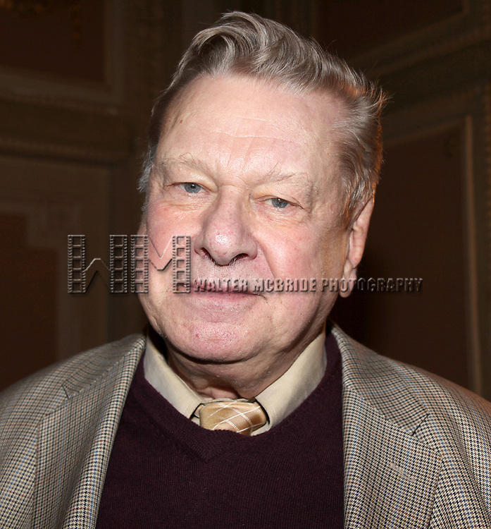 "Brian Murray attending the ""Tea With The Queens"" Meet & Greet the Media at the Bernard B. Jacobs Room at the Sardi's Building in New York City. March 16, 2009<br />